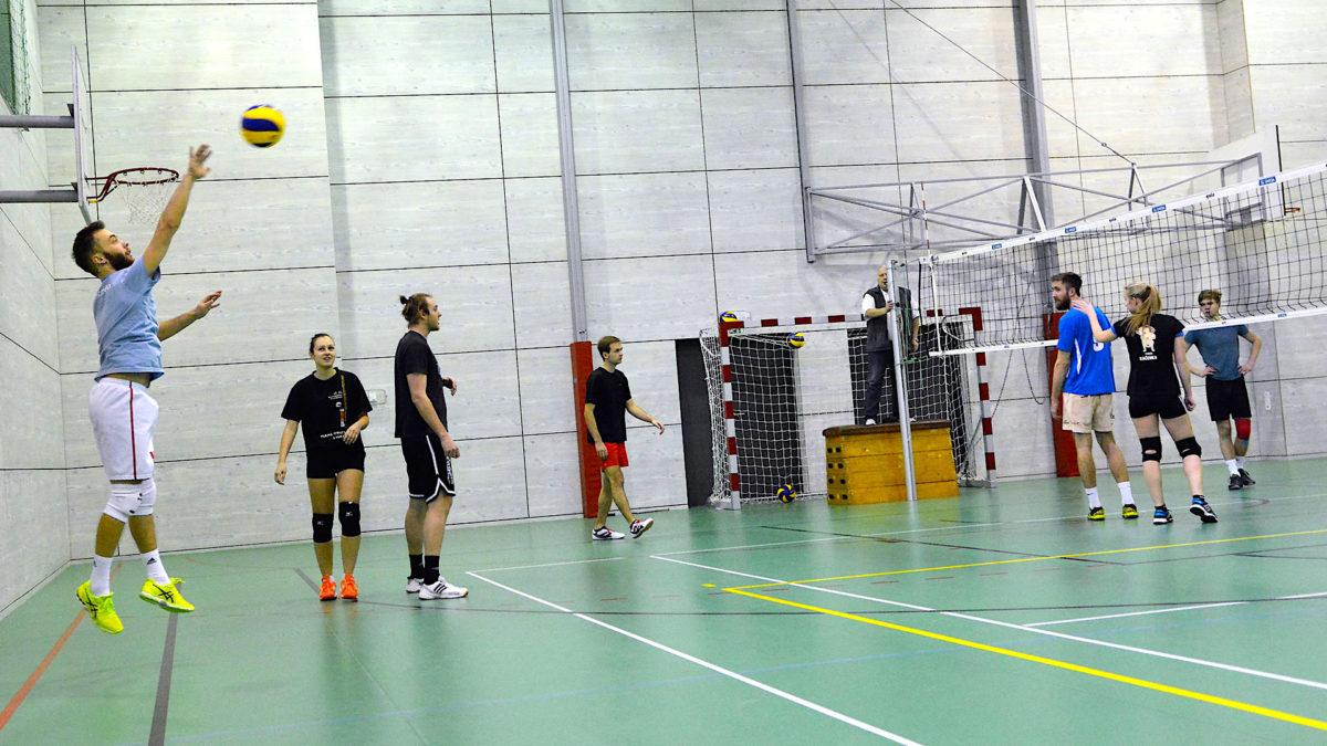 vysokošlská liga třetí turnaj