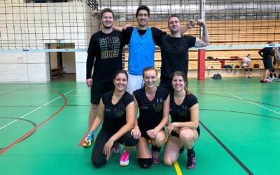 Druhý ročník Vysokoškolské volejbalové ligy odstartován v Českých Budějovicích