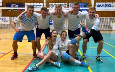 Vysokoškolská volejbalová liga 2019/2020 odstartovala v Ostravě