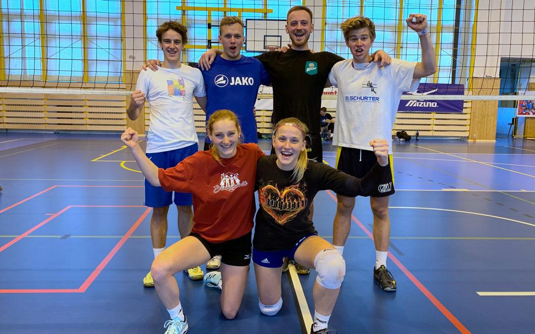 Vysokoškolská volejbalová liga míří do Hradce Králové